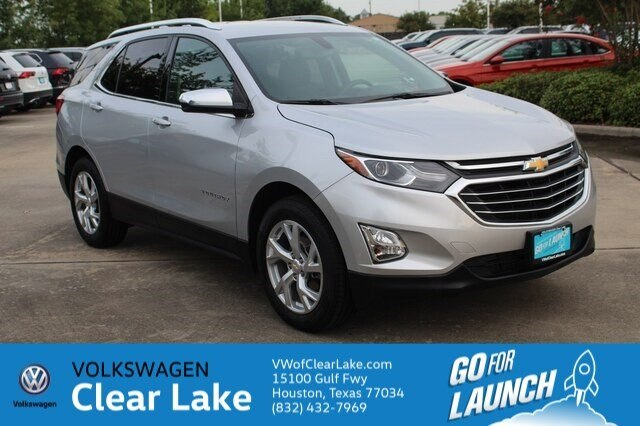 2018 Chevrolet Equinox Premier >> Pre Owned 2018 Chevrolet Equinox Premier W 1lz Fwd Suv